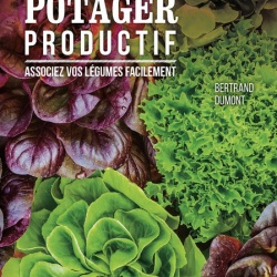 Potager productif de Bertrand Dumond, sept. 2017